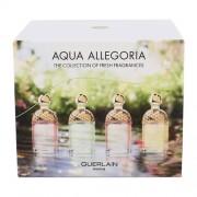 Guerlain Mini Set 4X7,5Ml 4 X 7,5Ml Aqua Allegoria (Limon Verde, Mandarine Basilic, Rosa Pop, Pera Granita) Per Donna (Eau De Toilette)