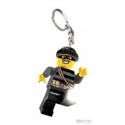 Lego City Világító Kulcstartó - Mastermind (Lego, m-LGL-KE33)
