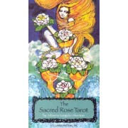 Sacred Rose Tarot Deck by Johanna Gargiulo-Sherman