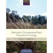 Methods in Comparative Plant Population Ecology by David Gibson