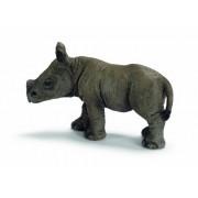 Schleich African Black Rhino Calf Figure