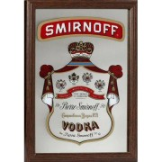 Barspegel Smirnoff 22x32