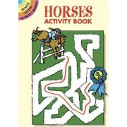 Horses Activity Book by Nina Barbaresi