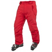 Trespass Pantaloni ski barbati rankin red