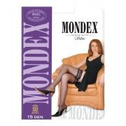 Ciorapi elasticizati cu banda adeziva 15den Mondex