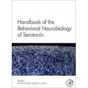 Handbook of the Behavioral Neurobiology of Serotonin: Volume 21 by Christian P. Muller