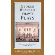 George Bernard Shaw's Plays by George Bernard Shaw