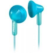 Casti Stereo Philips SHE3010TL/00 (Bleu)