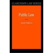 Public Law by Adam Tomkins