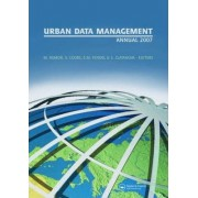 Urban and Regional Data Management by Massimo Rumor