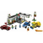 Servicestation (Lego 60132 City)