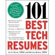 101 Best Tech Resumes by Jay Block