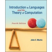 Introduction to Languages and the Theory of Computation by John C. Martin