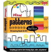 Draw Patterns with Barroux Drawing Book & Kit by Barroux Barroux