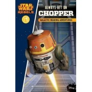 Star Wars Galactic Reading Adventures - Always Bet on Chopper Level 1
