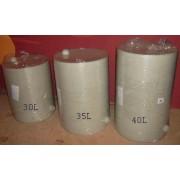 Naczynie zbiornik wyrównawcze 40L plastik PPR