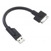USB-Schwanenhals Daten- und Ladekabel USB zu Dock Connector