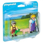PLAYMOBIL Country Woman & Boy Duo Pack