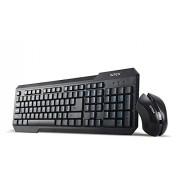 Intex Duo 312 Keyboard Combo (Black/Red)