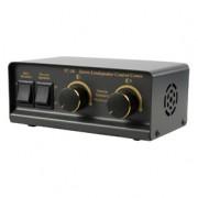Stereo 2-Weg luidsprekerschakelaar