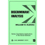 Discriminant Analysis by William R. Klecka