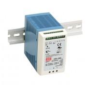 Mean Well DRC-100A két kimenetes tápegység és akkumulátor töltő