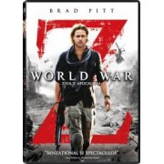 WORLD WAR Z DVD 2012
