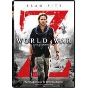 WORLD WAR Z DVD 2012