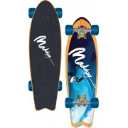 "Maddog Maddog 27"" Maple Swallow Tail [colour: Surf]"
