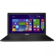 Лаптоп Asus K550VX-DM028D, Intel Core i7-6700HQ (2.6 GHz-3.5GHz, 6MB), 15.6 инча, 90NB0BBJ-M01940_V09A0017