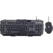 Kit Tastatura + Mouse Gembird KB-UGML-01+MUSG-02