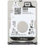 """HDD Interni WD Black 2.5"""" 500 GB, 7.200rpm, WD5000LPLX"""