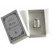 """CLOVER sewing pincushion lily of the valley 79-488 """"tin (tin) made"""" of (japan import)"""