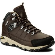 Туристически HI-TEC - Lotse Mid Wp AVSAW17-HT-01 Brown/Black/Beige