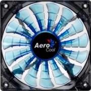 Ventilator Aerocool Shark Blue 14 cm