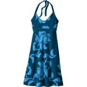 Patagonia Iliana Halter - Robe Femme - bleu 34-36 Robes & Jupes