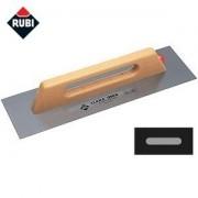 Gletarica ravna inox drvo 48x15 - 72915