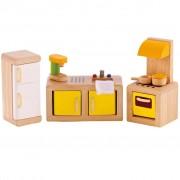 Hape Cuisine pour maison de poupée E3453