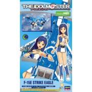 F-15E Strike Eagle `The Idolmaster Kisaragi Chihaya` 1/72 (Plastic model)