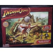 Indiana Jones Lost Temple Of Akator Playset - Indiana Jones