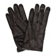 Dents The Heritage Collection Alnwick Hairsheep Glove Black/Grey