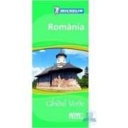 Romania. Ghidul verde Ghid Michelin