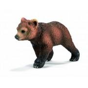 Schleich 14324 - Figura/ miniatura La vida silvestre, Grizzly Bear Cub