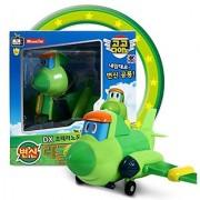New Cartoon Characters Robot Dinosaur Rescue gogo dino mini transformer Little Ping