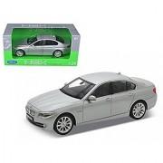 2010 BMW (F10) 535i 5 Series Grey 1/24 by Welly 24026