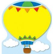 Hot Air Balloon Notepad by Carson-Dellosa Publishing