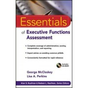 Essentials of Executive Functions Assessment by George McCloskey
