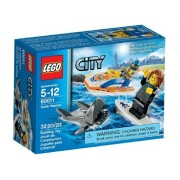 LEGO City Coast Guard 60011: Surfer Rescue by LEGO