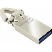 USB Flash Drive Integral Tag 32GB USB 3.0 Gri