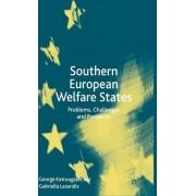 Southern European Welfare States by Dr. Gabriella Lazaridis